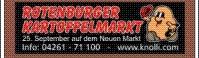 ...<klicken> für Informationen über den Rotenburger Kartoffelmarkt...