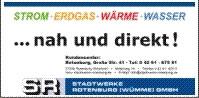 ...<klicken> zum Werbepartner Stadtwerke Rotenburg...