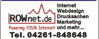 ...<klicken> zum Werbepartner ROWnet.de..